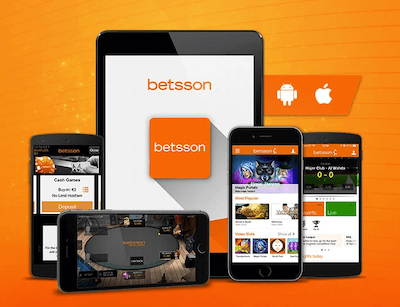 App Bettson android iphone