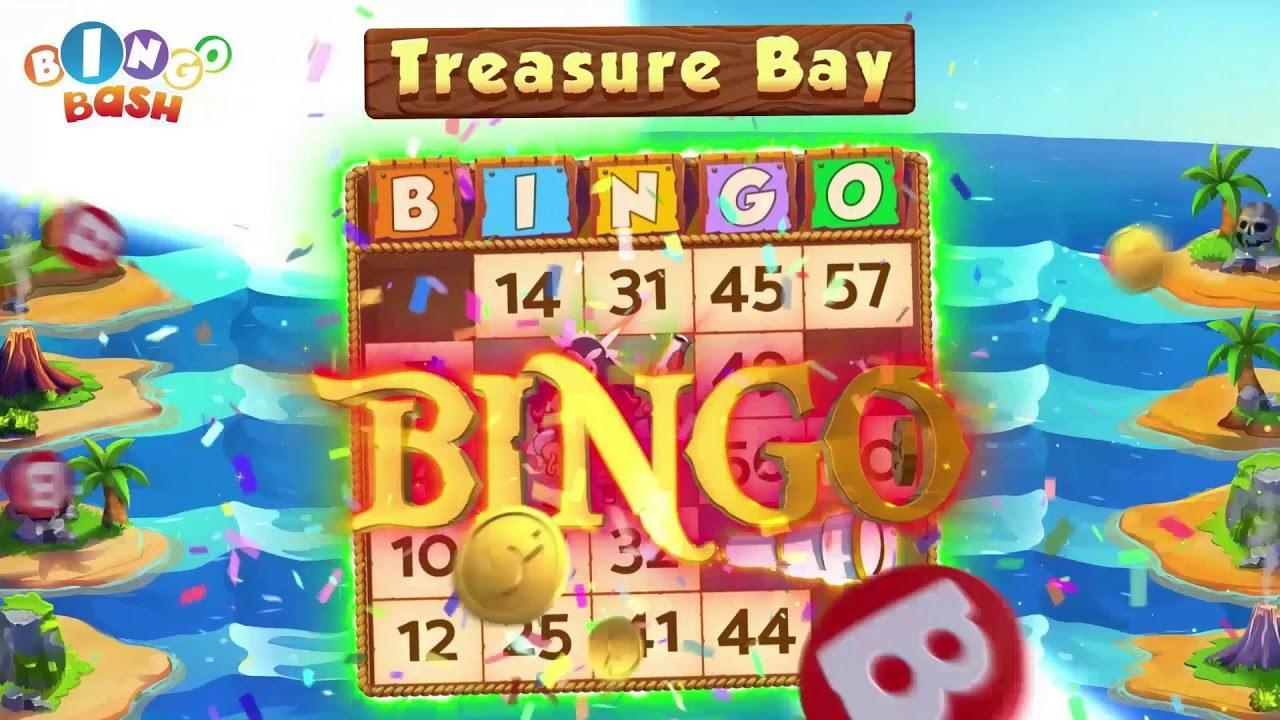Bingo Bash Treasure Bay