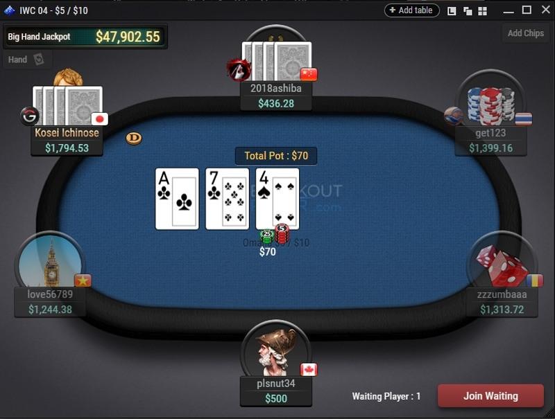 Breakout Poker
