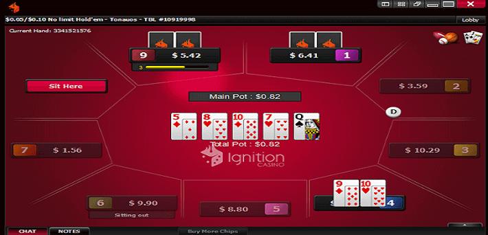 Ignition Poker
